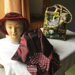 textiles, accessoire mode, couture, viviers, château de verchaüs, collectif, expo